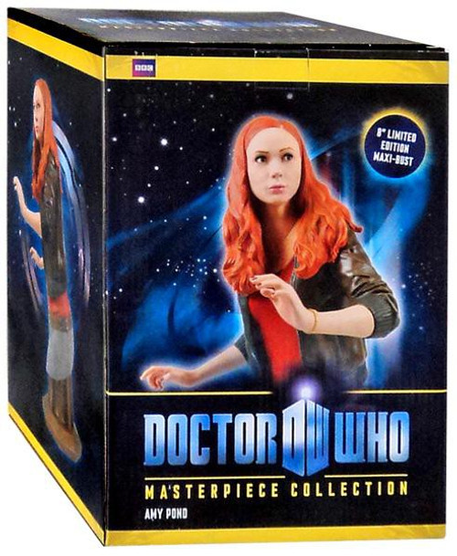 Doctor Who Amy Pond 8-Inch Maxi Bust