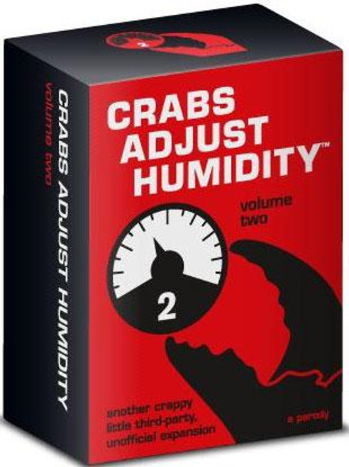 Crabs Adjust Humidity Card Game [Volume 2]
