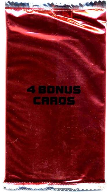 WWE Wrestling 2014 Chrome Trading Card BONUS Pack [4 Cards!]