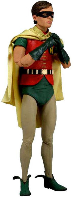 NECA DC Quarter Scale Robin Action Figure [Burt Ward]