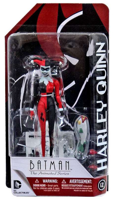 Batman The Animated Series Harley Quinn Action Figure