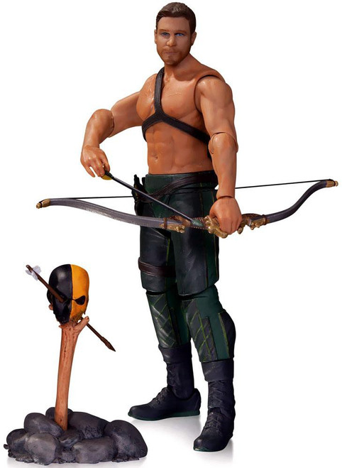 DC Arrow TV Oliver Queen Action Figure #1