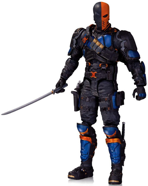 DC Arrow Deathstroke Action Figure
