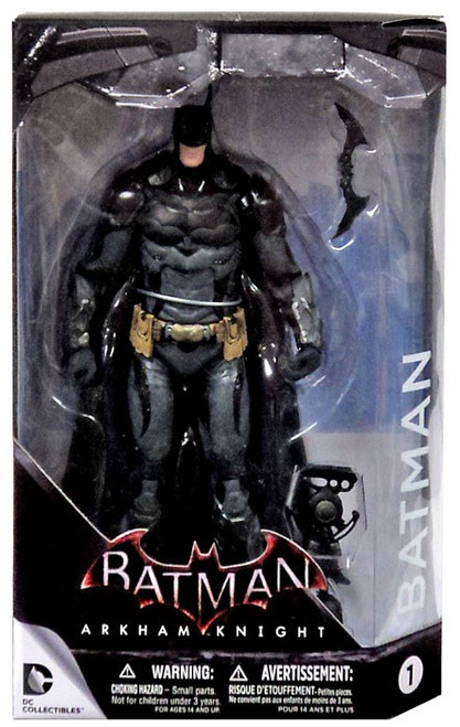 Arkham Knight Batman Action Figure