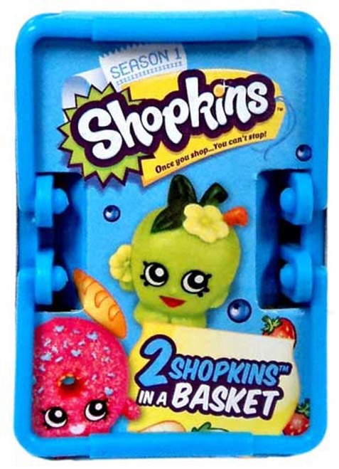 Shopkins Season 1 Mini Figure 2-Pack