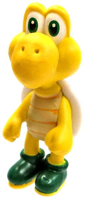 Super Mario Koopa Troopa 2-Inch Mini Figure [Loose]