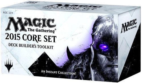 MtG Trading Card Game 2015 Core Set Deck Builder's Toolkit