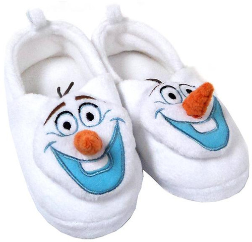 Disney Frozen Olaf Slippers Exclusive [Size 7/8]