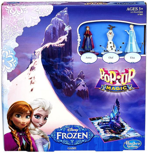 Disney Frozen Pop-Up Magic Board Game