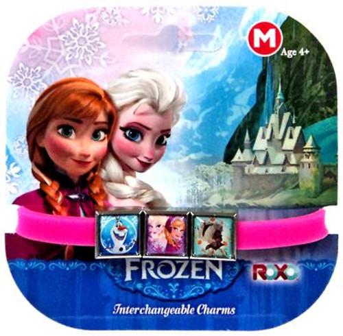 Disney Frozen Anna/Elsa, Olaf & Sven Charm Bracelet [Medium]