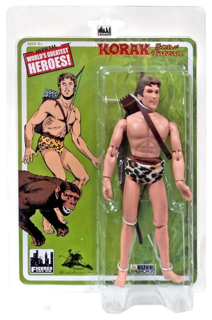 Tarzan World's Greatest Heroes! Korak Action FIgure