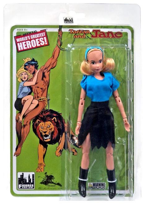 Tarzan World's Greatest Heroes! Jane Action FIgure