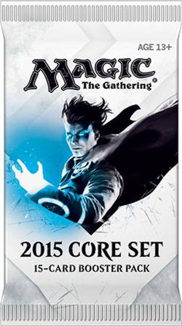 MtG Trading Card Game 2015 Core Set Booster Pack