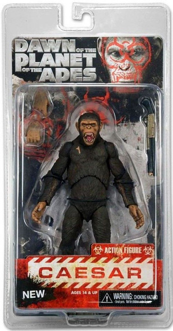 NECA Dawn of the Planet of the Apes Series 2 Caesar Action Figure [Shotgun]