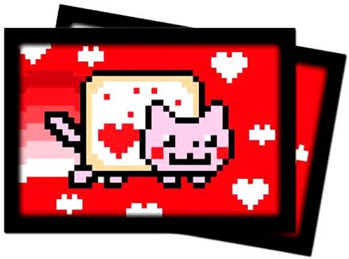 Ultra Pro Deck Protector Valent Nyan Cat Small Card Sleeves