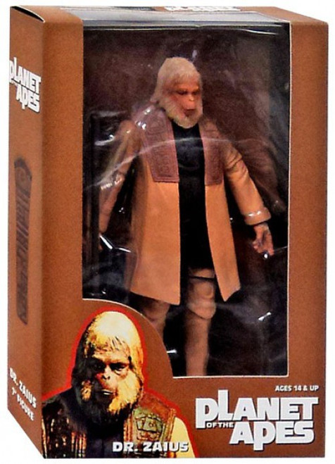 NECA Planet of the Apes Classic Series 2 Dr. Zaius Action Figure