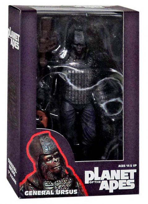 NECA Planet of the Apes Classic Series 2 General Ursus Action Figure