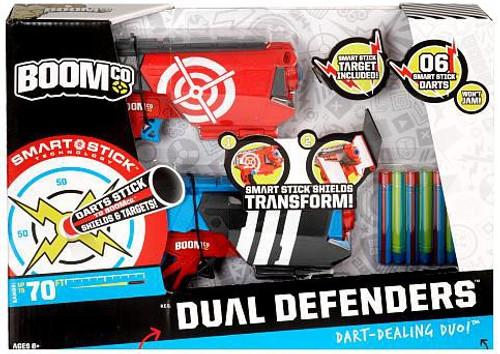 BOOMco Dual Defenders Blaster Roleplay Toy