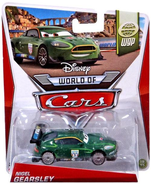 Disney / Pixar Cars The World of Cars Series 2 Nigel Gearsley Diecast Car