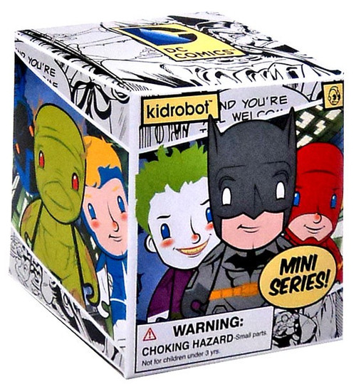 Mini Figure DC Universe 3-Inch Mystery Pack