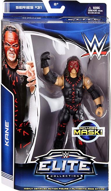 WWE Wrestling Elite Collection Series 31 Kane Action Figure [Mask]