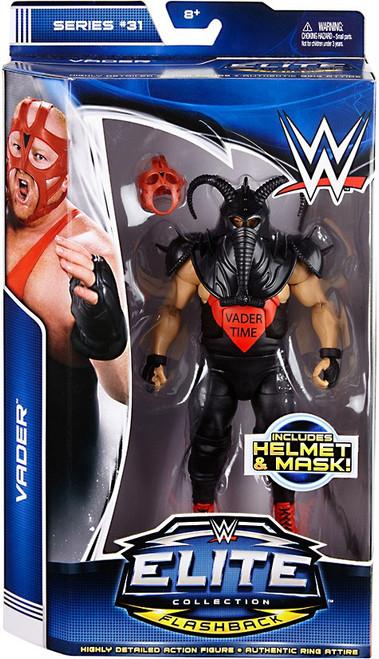WWE Wrestling Elite Collection Series 31 Vader Action Figure [Helmet & Mask]