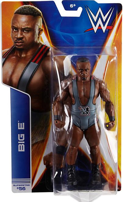 WWE Wrestling Series 44 Big E Langston Action Figure #56