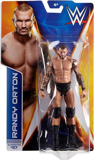 WWE Wrestling Series 44 Randy Orton Action Figure #57