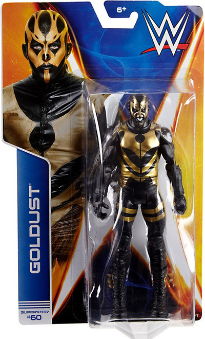 WWE Wrestling Series 44 Goldust Action Figure #60