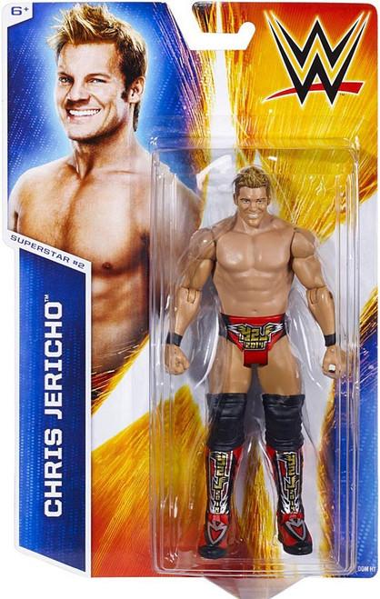 WWE Wrestling Series 45 Chris Jericho Action Figure #2
