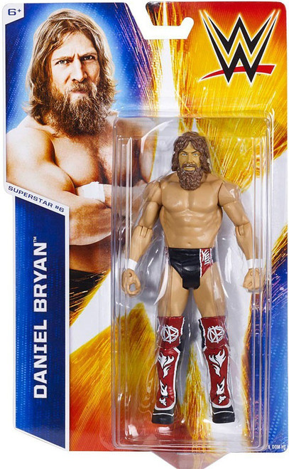 WWE Wrestling Series 45 Daniel Bryan Action Figure #6