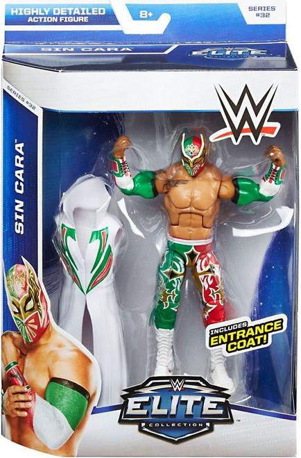 WWE Wrestling Elite Collection Series 32 Sin Cara Action Figure [Entrance Coat]