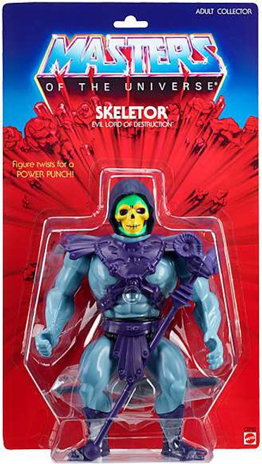 Masters of the Universe Skeletor Exclusive GIANTS Action Figure
