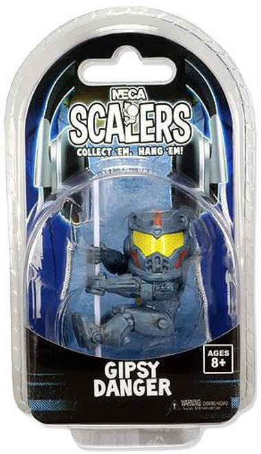NECA Pacific Rim Scalers Series 3 Gipsy Danger Mini Figure