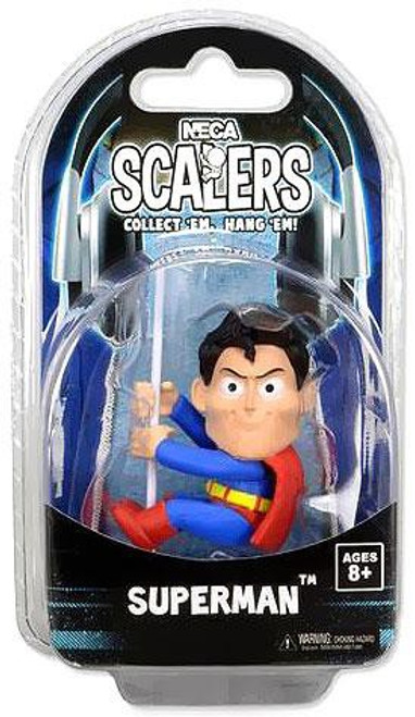 NECA Scalers Series 3 Superman Mini Figure
