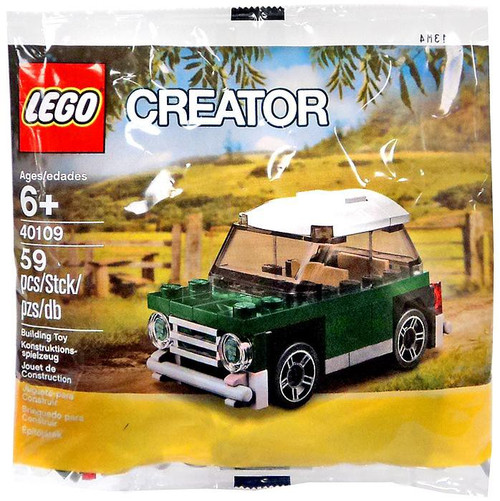 LEGO Creator Mini Cooper Set #40109
