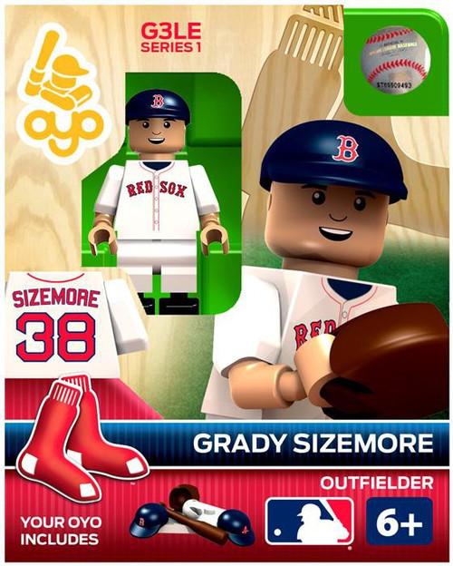 MLB Grady Sizemore Minifigure