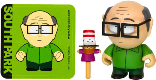 South Park Mr. Garrison 3-Inch [Loose]