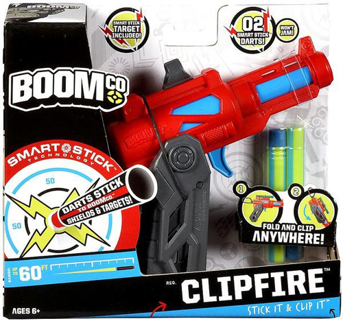 BOOMco Clipfire Blaster Roleplay Toy