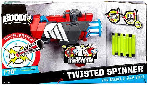 BOOMco Twisted Spinner Blaster Roleplay Toy