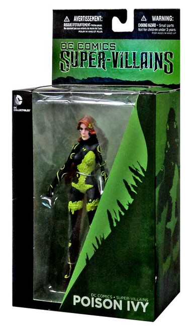DC Super Villains The New 52 Poison Ivy Action Figure