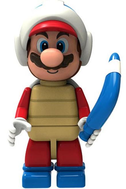 K'NEX Super Mario Mario 2-Inch Minifigure [Boomerang Loose]