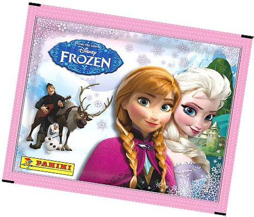 Disney Frozen Panini Frozen Sticker Pack