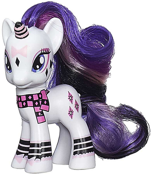My Little Pony Friendship is Magic Ponymania Rarity 3-Inch Collectible Figure [Ponymania Loose]