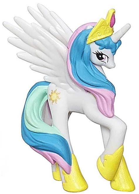 My Little Pony Friendship is Magic Princess Celestia 2-Inch Mini Figure [Loose]