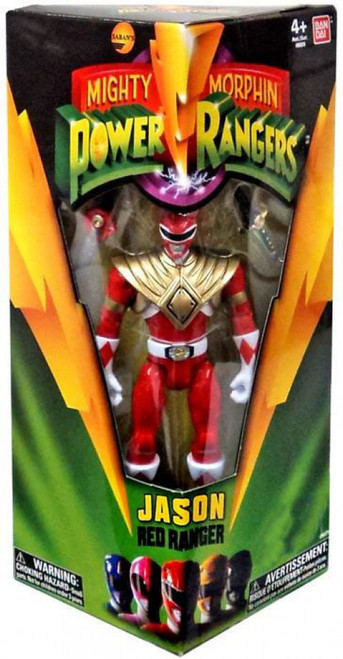 Mighty Morphin Power Rangers Jason Red Ranger Exclusive Action Figure