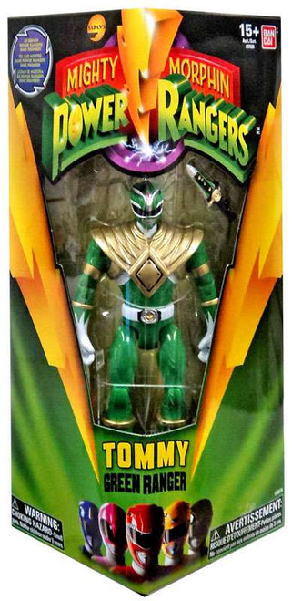 Mighty Morphin Power Rangers Tommy Green Ranger Exclusive Action Figure