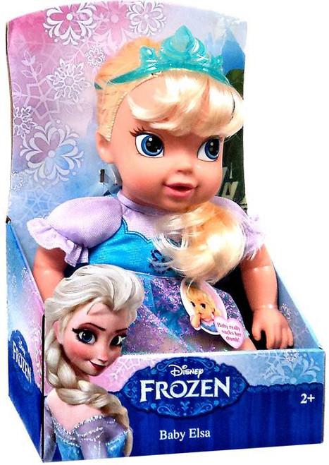 Disney Frozen Baby Elsa 10-Inch Doll