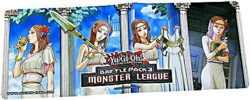 YuGiOh Battle Pack 3 Monster League Forbidden Play Mat