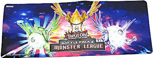 YuGiOh Battle Pack 3 Monster League Heralds Play Mat